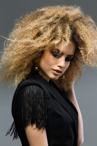 завивка волос в днепре